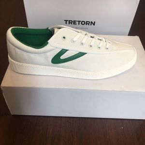 Women's new Tretorn sneaker